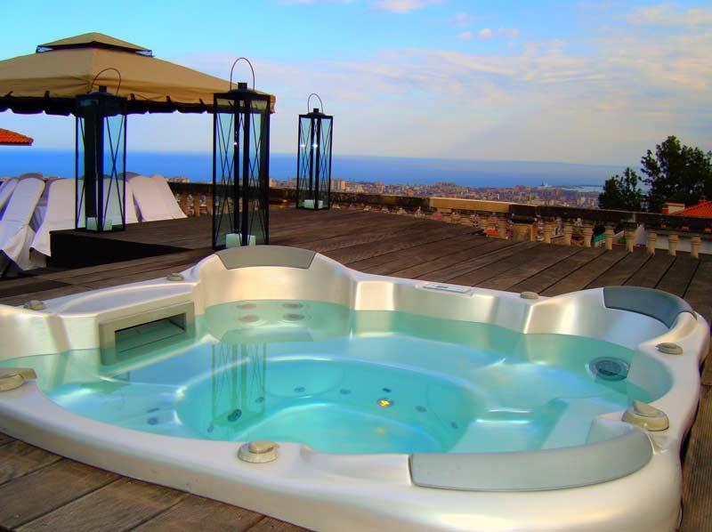 Vdbnext e centro commerciale centro sicilia - Albergo con piscina in camera ...
